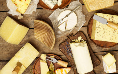 Why You Should Stop By For Cal Mart's Gourmet Cheese Selection